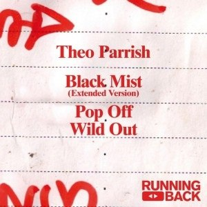 Theo Parrish альбом Hand Made EP