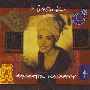 Anouk альбом Automatik Kalamity