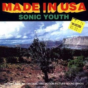 sonic youth альбом Made in USA