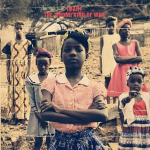 Imany альбом The Wrong Kind of War
