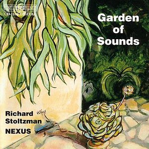 Richard Stoltzman альбом GARDEN OF SOUNDS - Improvisations for clarinet and percussion