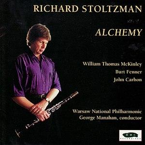 Richard Stoltzman альбом Alchemy