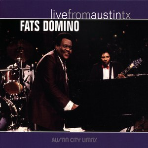Fats Domino альбом Live From Austin TX