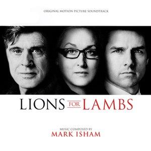 Mark Isham альбом Lions For Lambs