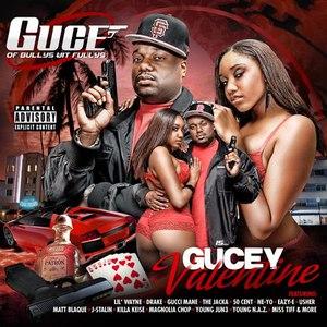 Guce альбом Gucey Valentine