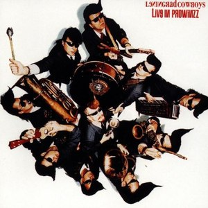 Leningrad Cowboys альбом Live in Prowinzz