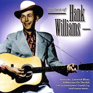 Hank Williams альбом The Best Of Hank Williams