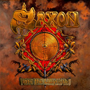 Saxon альбом Into the Labyrinth