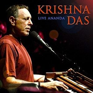 Krishna Das альбом Live Ananda