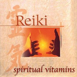 harvey summers альбом Spiritual Vitamins 8 - Reiki
