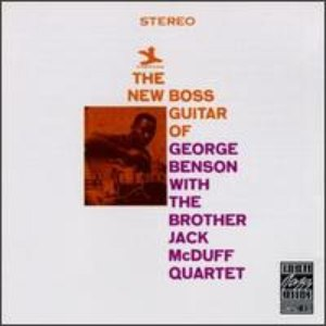 George Benson альбом The New Boss Guitar of George Benson