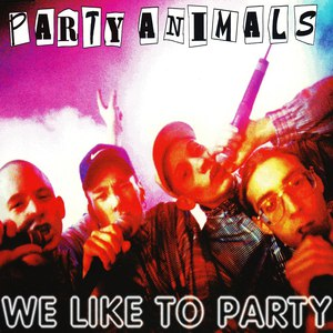 Party Animals альбом We Like to Party