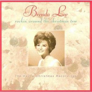 Brenda Lee альбом Rockin' Around The Christmas Tree/The Decca Christmas Recordings
