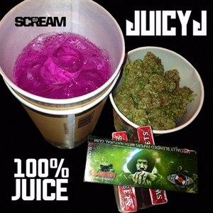 Juicy J альбом 100% Juice