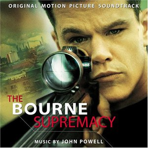 John Powell альбом The Bourne Supremacy (Original Motion Picture Soundtrack)