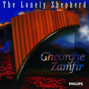 Gheorghe Zamfir альбом The Lonely Shepherd