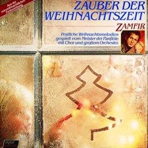 Gheorghe Zamfir альбом Zauber Der Weihnachtszeit