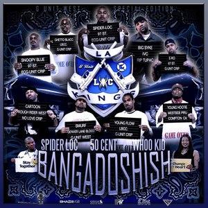 SPIDER LOC альбом Bangadoshish