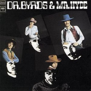 The Byrds альбом Dr. Byrds And Mr. Hyde