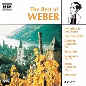 Carl Maria Von Weber альбом WEBER (THE BEST OF)