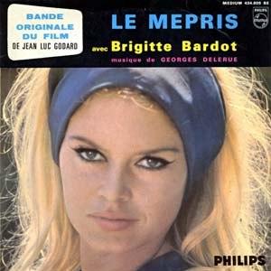 Georges Delerue альбом Le Mépris