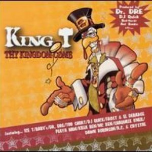 King Tee альбом Thy Kingdom Come