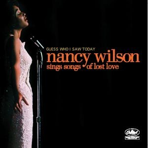 Nancy Wilson альбом Guess Who I Saw Today: Nancy Wilson Sings Of Lost Love