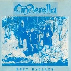 Cinderella альбом Best Ballads