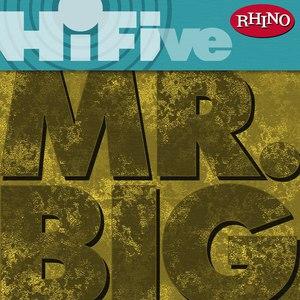 Mr. Big альбом Rhino Hi-Five: Mr. Big