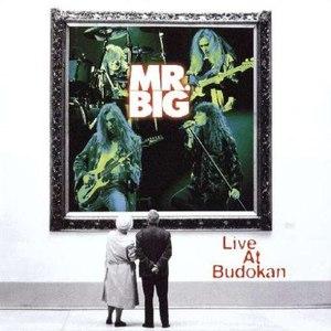 Mr. Big альбом Live at Budokan