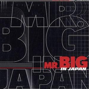 Mr. Big альбом In Japan