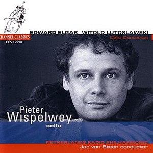 Pieter Wispelwey альбом Elgar / Lutoslawski: Cello Concertos