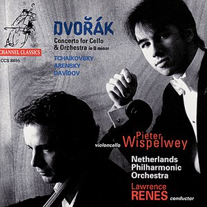 Pieter Wispelwey альбом Dvořák: Concerto for Cello & Orchestra, etc