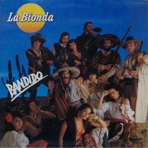LA BIONDA альбом Bandido