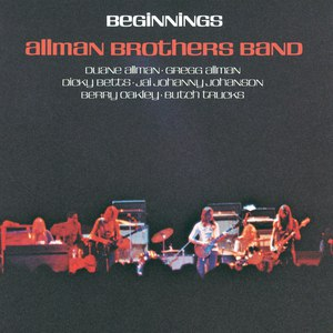 The Allman Brothers Band альбом Beginnings