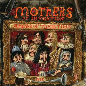 Frank Zappa альбом Ahead of Their Time