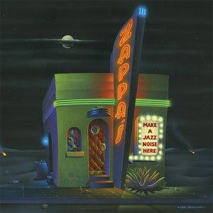 Frank Zappa альбом Make A Jazz Noise Here
