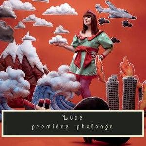 Luce альбом Première Phalange