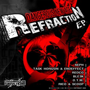 Aeph альбом Refraction EP