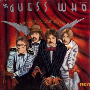 The Guess Who альбом Power In The Music