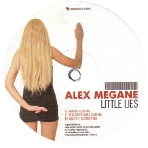Alex Megane альбом Little Lies