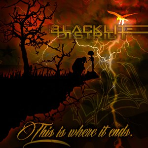 Blacklite District альбом This Is Where It Ends