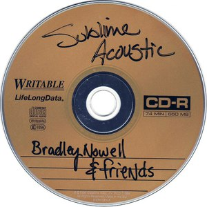 Sublime альбом Sublime Acoustic: Bradley Nowell & Friends