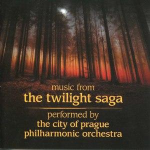 The City Of Prague Philharmonic Orchestra альбом Music From The Twilight Saga