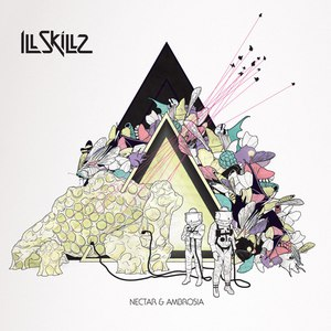 Ill.Skillz альбом Nectar & Ambrosia