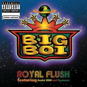 Big Boi альбом Royal Flush