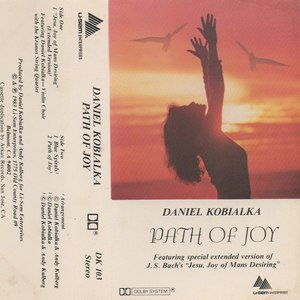Daniel Kobialka альбом Path of Joy