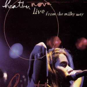 Heather Nova альбом Live From the Milky Way