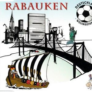 Rabauken альбом Deutschland - Weltmeister '94