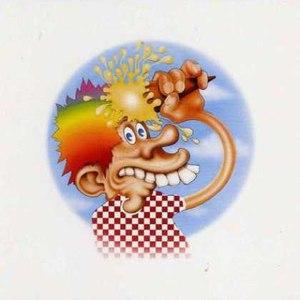 Grateful Dead альбом Europe '72 (disc 1)